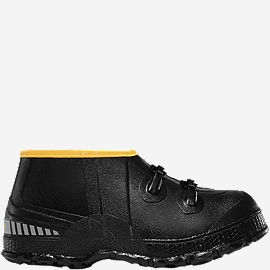 "ZXT Buckle Wedge Overshoe 5"" Black"