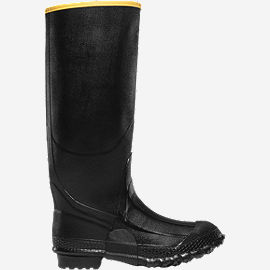 "ZXT Knee Boot 16"" Black"