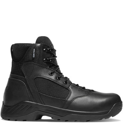 "Kinetic Side-Zip 6"" Black GTX"