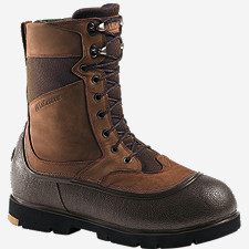 Alpha Iceman™ Brown Pac Boots