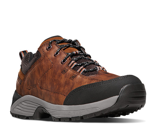 Cloud Cap Low Brown Hiking Boots