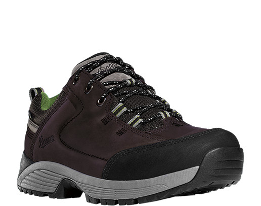 Cloud Cap Low Grey Hiking Boots