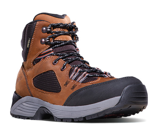 Cloud Cap Brown Hiking Boots