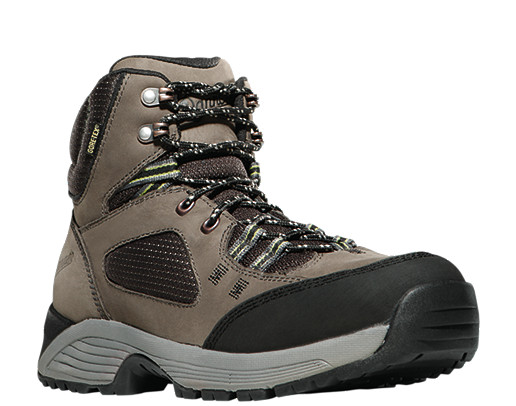 Cloud Cap Grey Hiking Boots