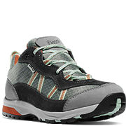 "Women's St. Helens Low 3"" Jade/Orange"