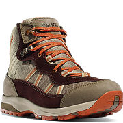 "Women's St. Helens Mid 4"" Brown/Orange"