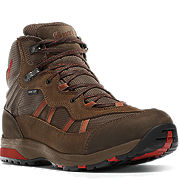 St. Helens Mid GTX XCR Red/Brown Hiking Boots