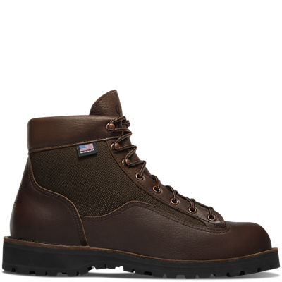 "Danner Light II 6"" Dark Brown"