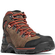 "Women's Mt Defiance 5.5"" Dark Brown/Salmon"