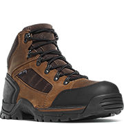 "Rampant TFX® Non-Metallic Safety Toe 4.5"" Work Boots"