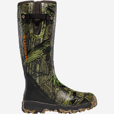 "Alphaburly Pro Side-Zip 18"" Mossy Oak Infinity"
