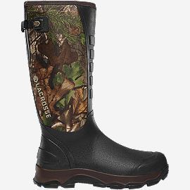 "4xAlpha Snake Boot 16"" Realtree Xtra Green"