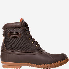 6 Eye Leather 200G Pac Boots
