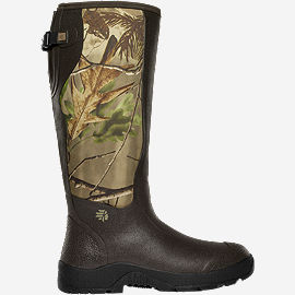 "Alpha Mudlite Snakeboot 18"" Realtree APG 3.5MM"