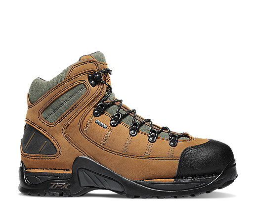 453 GTX Dark Tan Hiking Boots