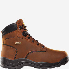Quad Comfort® 4x6 Steel Toe Work Boots