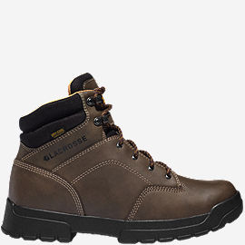 "Work Lite DC 6"" Brown"
