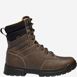 "Work Lite DC 8"" Brown"