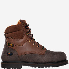 Extreme Tough™ Lace-Up Plain Toe Work Boots