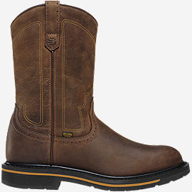 "Tallgrass Western Toe DC 11"" Brown NMT"