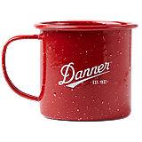 Danner Enamelware 12oz Mug - Red
