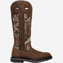 "Tallgrass Snake Boot 17"" Mossy Oak Break-Up Infinity"
