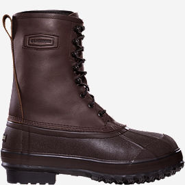Iceman Brown Pac Boots