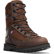 "East Ridge 8"" Brown All-Leather"
