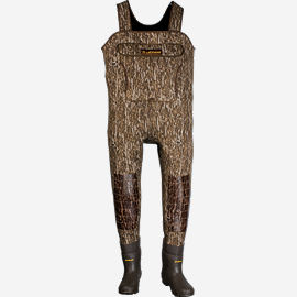 Super-Tuff 1000G Mossy Oak Bottomland Waders