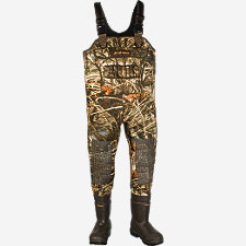 Brush-Tuff™ Extreme ATS™ 1600G Max-4 HD® Waders