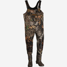 Brush-Tuff 1200G Mossy Oak Break-Up Waders