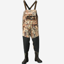 Alpha Swampfox Mossy Oak Duck Blind Waders
