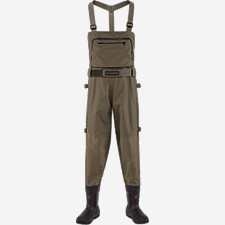 Alpha Swampfox Drop Top Brown 600G Chest Waders