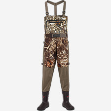 Alpha Swampfox™ Drop Top Max-4 600G Chest Waders