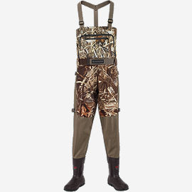 Alpha Swampfox Drop Top Max-4 600G Chest Waders