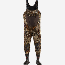 Mallard II Max-4 HD 1000G Chest Waders