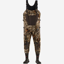 Mallard II Expandable Max-4 HD 1000G Chest Waders