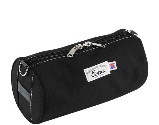 Beckel Canvas Black Catch All Bag