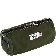 Beckel Canvas Green Catch All Bag
