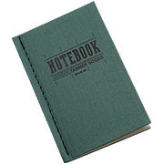Tanner Goods Evergreen Notebook