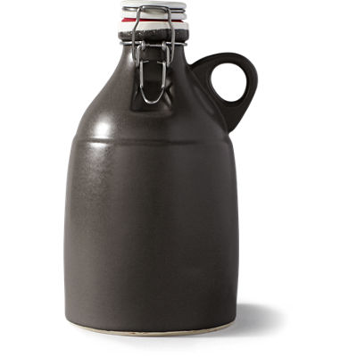PGC Growler w/ Handle - 60 oz. Grey
