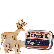 JJ Wildlife Puzzle Kit