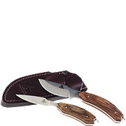 Lone Wolf Mountainside Skinner & Caper Combo Knife