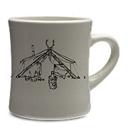 Trembling Giant Mug - Tent