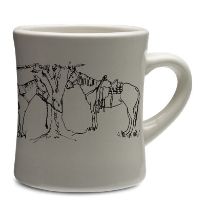 Trembling Giant Mug - Mules