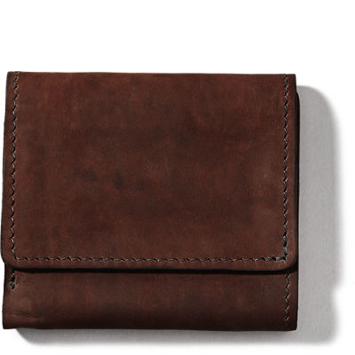 Danner 3 Fold Wallet - Sienna Brown