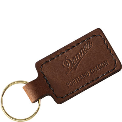 Danner Key Fob - Sienna Brown