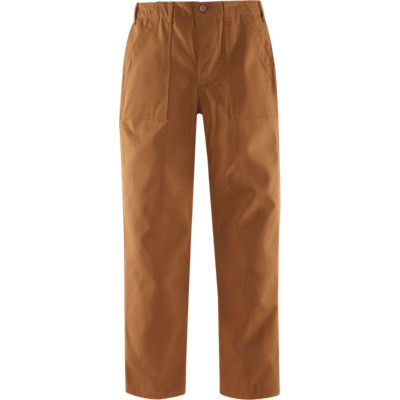 Gung Ho Camp Pant - Brown Duck