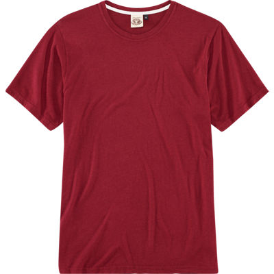 Jungmaven SS Saturday Tee - Goji Red