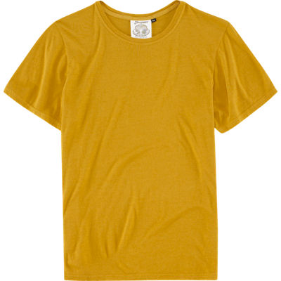 Jungmaven SS Saturday Tee - Mustard